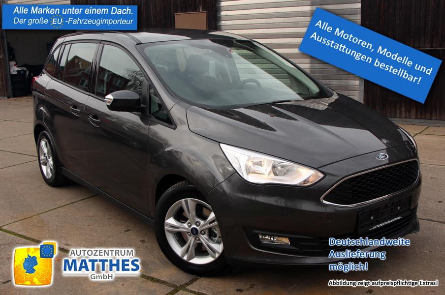 Ford Grand C-Max 1